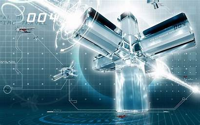 Travel Technology Futuristic Desktop Wallpapers Backgrounds