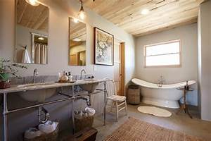 Marvelous freestanding bathtub in Bathroom Shabby chic