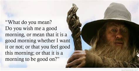 Best Gandalf Lord of the Rings Quotes with pics