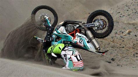 Lēbam kārtējā uzvara, līderu maiņa motociklu un smago automašīnu klasēs - Motoru sports ...