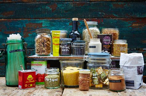 basics of cuisine store cupboard essentials for families oliver