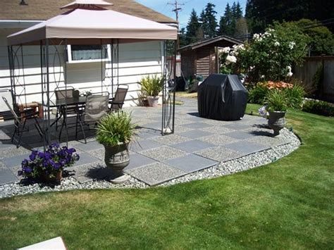 front yard patio designs good landscaping ideas for ranch homes bistrodre porch