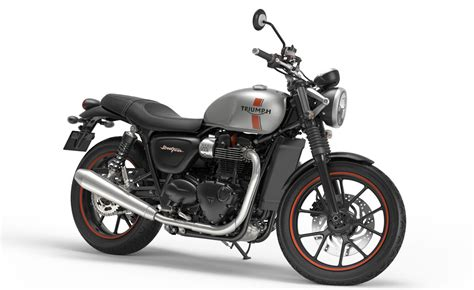 2016 Triumph Street Twin Specs And Us Pricing Announced