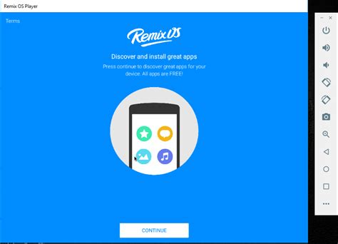 remix os player    pc android emulator
