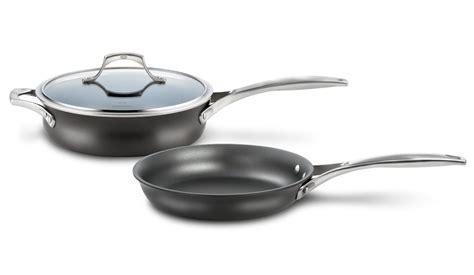 Calphalon Unison 3 quart Saute Pan & 10 inch Skillet Set