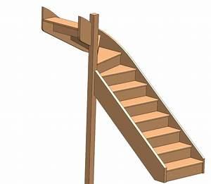 Escalier 1 4 Tournant Gauche : echelle de bateau ~ Dode.kayakingforconservation.com Idées de Décoration