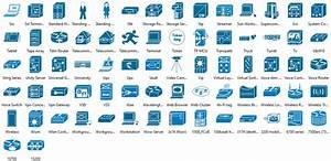 Hp Diagram Icons