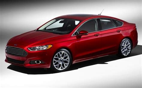 ford recalls  fusion sedans  hazardous headlight