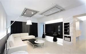 Moderne Deckenleuchten Für Wohnzimmer : modernes wohnzimmer design ideen f r ein sch nes und gem tliches interieur ~ Bigdaddyawards.com Haus und Dekorationen