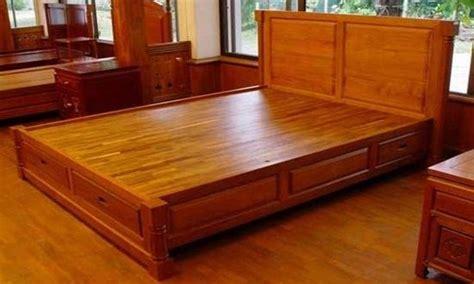 indonesian teak furniture  bedrooms