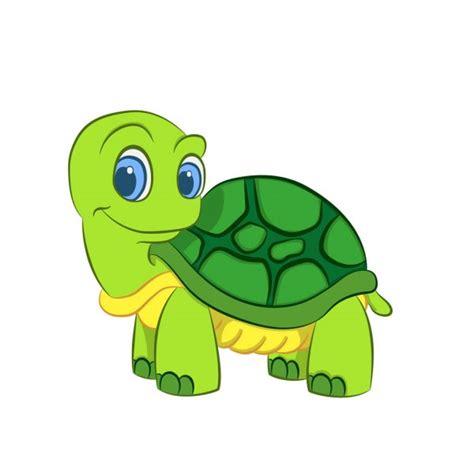Share the best gifs now >>>. Baby turtle cartoon — Stock Vector © irwanjos2 #37414519