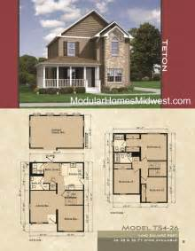 two story floor plan modular homes illinois photos