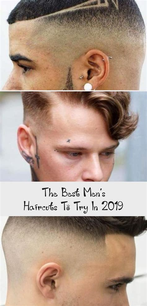 The Best Mens Haircuts To Try In 2019 ★ # ...
