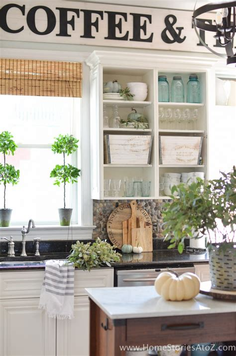 DIY Home Decor Fall Home Tour  Home Stories A to Z