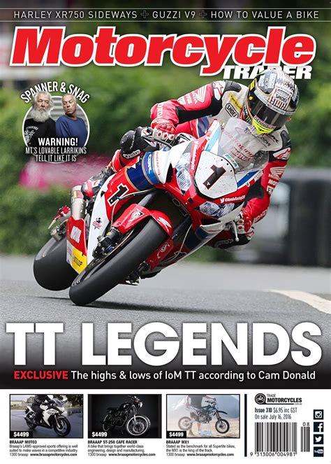 Motorcycle Trader Magazine Subscription Magshop