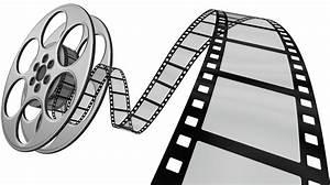 Movie camera and film clipart 3 - Clipartix