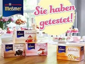 Test Ergebnis: Kuchentee Sorten von Meßmer! EAT SMARTER