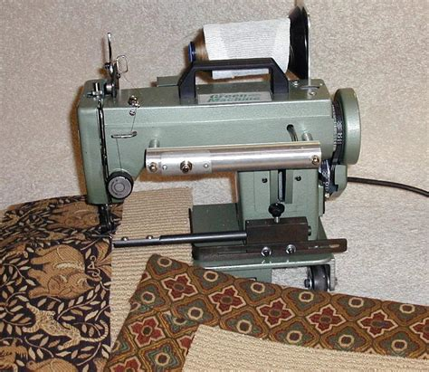 tapestry binding machines    combo option bond products