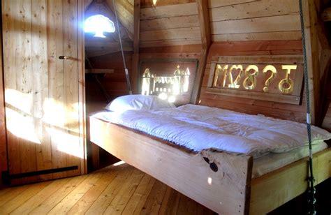 chambre dans un arbre cabane des énigmes cabane dans les arbres pour