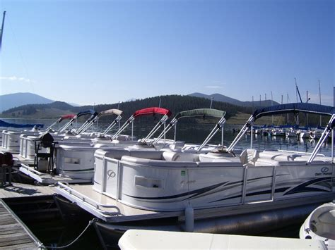 Pontoon Boats On Lake Michigan by Michigan Marina And Boat Rental Business For Sale