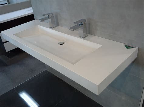 top corian custom made vanity corian dupont top no19 sannine