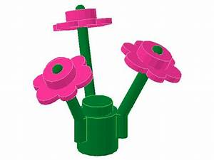 Lego Flowers Pink Pictures