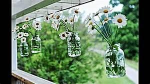 Fensterdeko Selber Machen : blumen motive f r frische sommerdeko ideen zum selbermachen verwenden youtube ~ Eleganceandgraceweddings.com Haus und Dekorationen