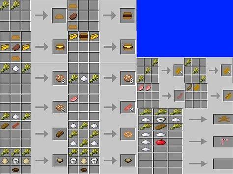numas food mod  minecraft mod