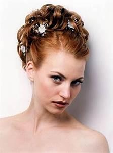 Coiffure Mariage Cheveux Court : coiffure mariage cheveux courts ~ Dode.kayakingforconservation.com Idées de Décoration