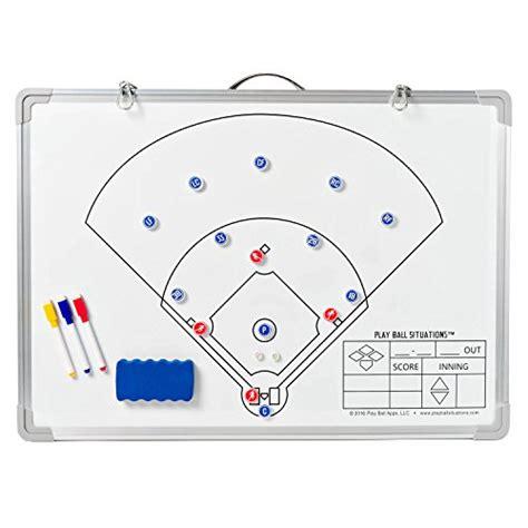 Compare Price To Baseball Dry Erase Board