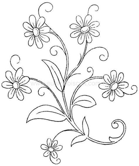 Resultado De Imagen Para Flores Para Bordar A Mano Atelyeteknoloji Com