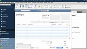 how to prepare an invoice in quickbooks 2016 dummies With how to make a invoice in quickbooks