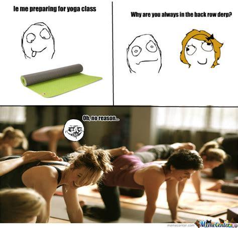Funny Yoga Meme - funny yoga meme