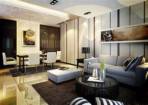 Elegant interior design in singapore interior design for Interior design ideas for home decor
