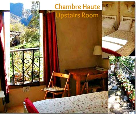 chambre d h es gorges du verdon bed and breakfast chasteuil chambres d 39 hôtes castellane