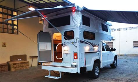 3 Nissan Frontier Camper Options For Your Favorite Mid