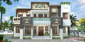Decorative New House Styles by January 2016 Kerala Home Design And Floor Plans