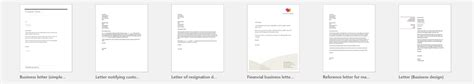 letters communication  work
