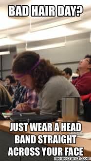 Bad Hair Day Meme