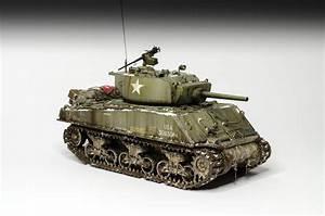 "Sherman M4A3E2 Jumbo ""Cobra King"" Completed! | Modelhobby.eu"
