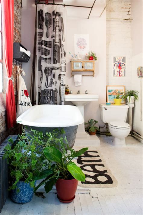 images  beautiful bohemian style bathrooms
