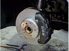 E92 M3 or M Sport brake calipers on non MSport