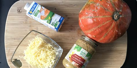 cuisiner un potimarron gratin de potimarron a la creme de soja recette dautomne