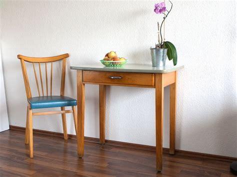 Einrichtung Kleiner Kuechekleine Runde Kueche 1 by Kleiner K 252 Chentisch Tisch 50er Jahre 60er 60er Style