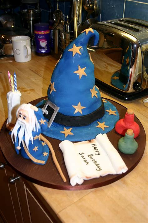 rosies cakes wizard cake