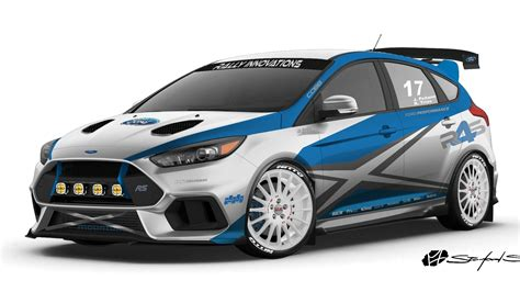 Check Out These Custom Ford Focus St And Rs Models Coming