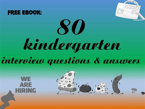top 10 kindergarten questions with answers 641 | top 10 kindergarten interview questions with answers 1 638
