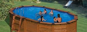 Kvalitní nadzemní bazény