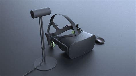 oculus rift vr headset consumer model images leak