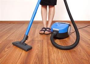 cleaning with your best hardwood floor vacuum